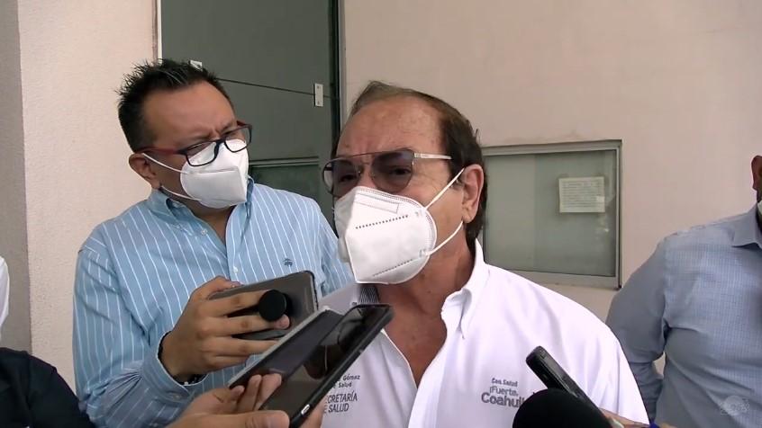 Confirma Secretario de Salud llegada de la variante Delta a Coahuila, hay 3 casos activos
