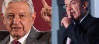 """""""Calderón me robó la presidencia pero ya lo perdoné"""": AMLO"""