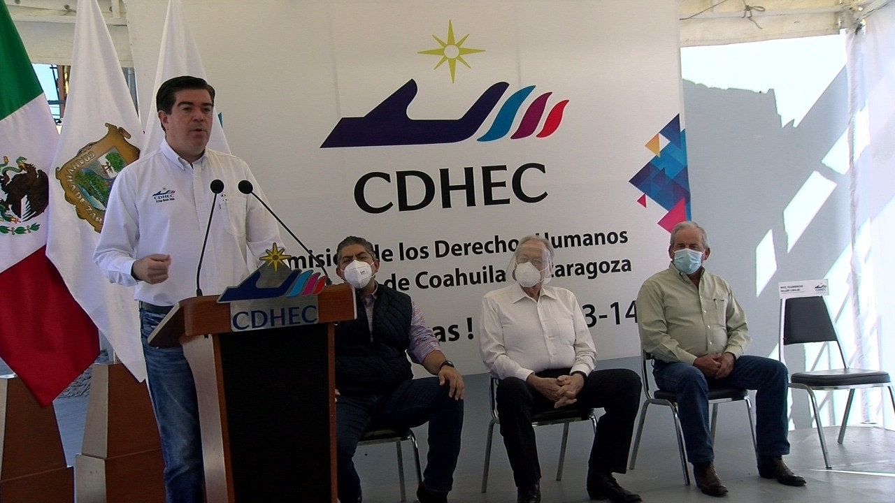 Lanzará Comisión de Derechos Humanos en Coahuila app con botón de pánico
