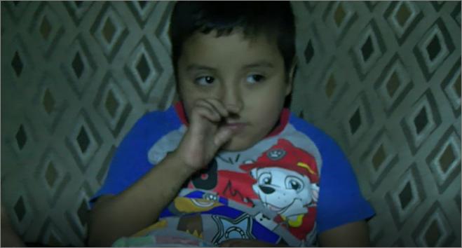 5 de sus 6 años de edad los ha dedicado a luchar por su vida.