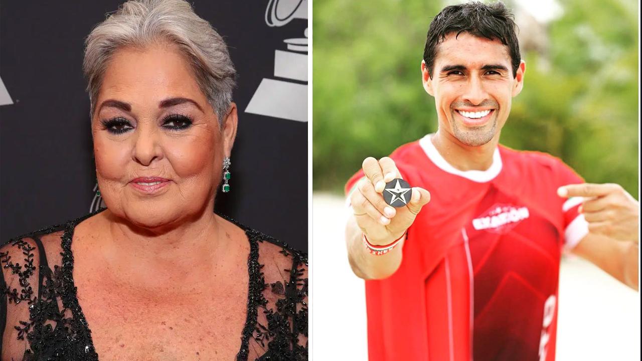 Lupita D' Alessio se les va con todo a Exatlon y Pato Araujo