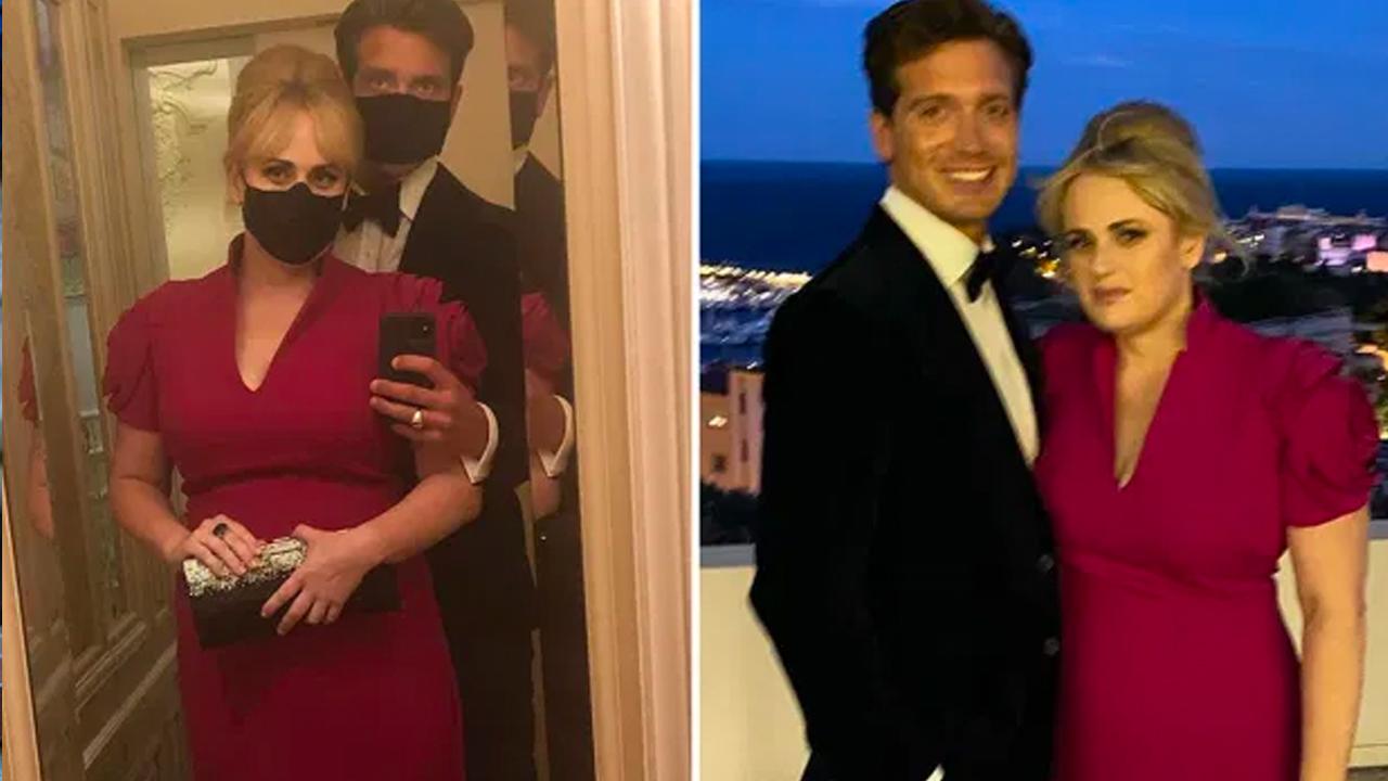 Rebel Wilson se deja ver con 25 kilos menos y nuevo novio multimillonario y 11 años más joven que ella