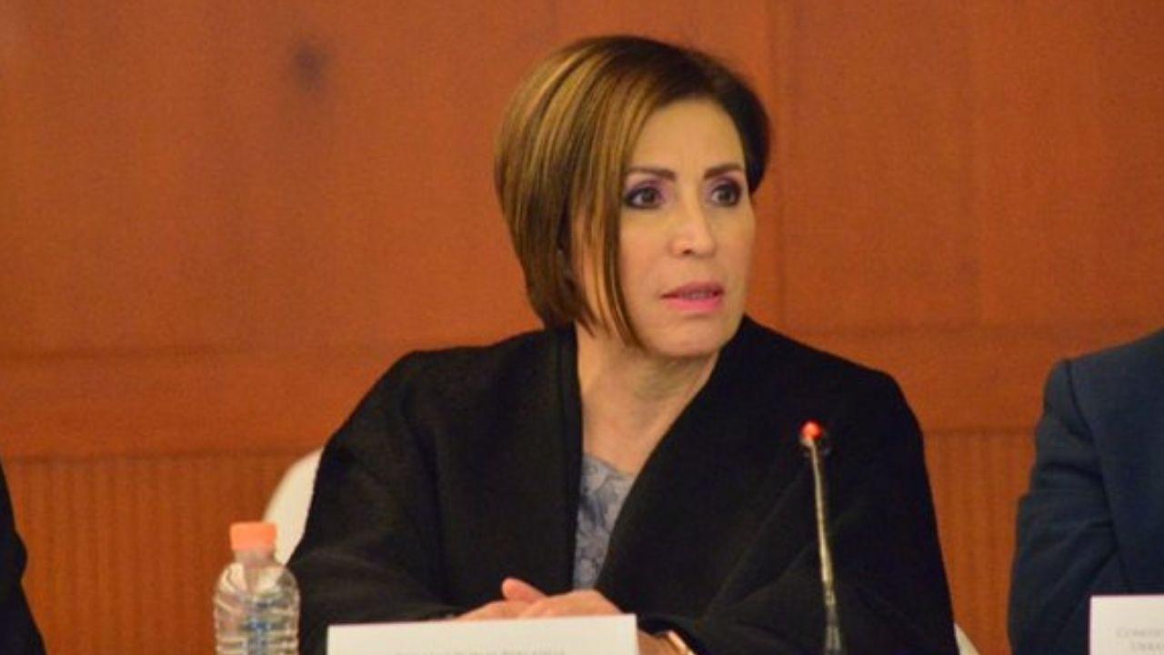 Soy inocente, siempre he desempeñado mis funciones con honestidad; aseguró Rosario Robles