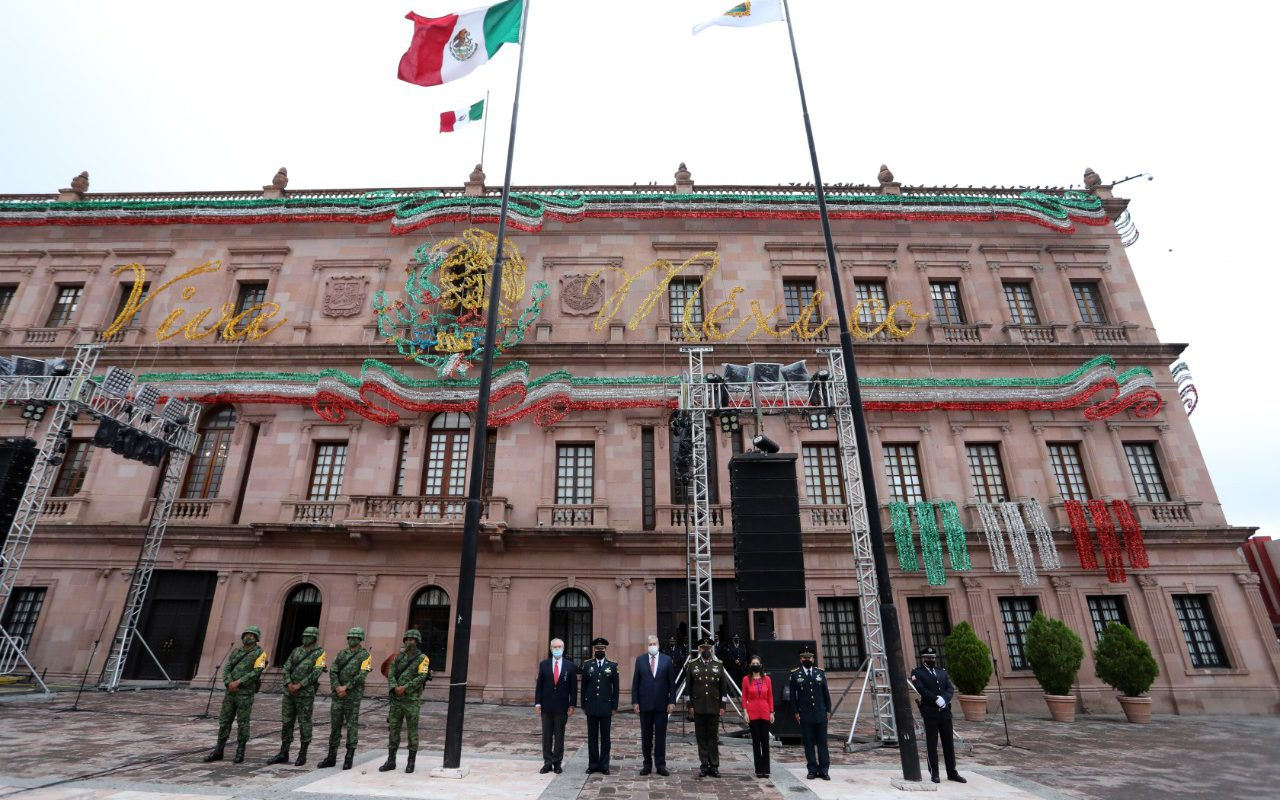 Conmemora Coahuila el 210 aniversario del inicio de la Independencia de México