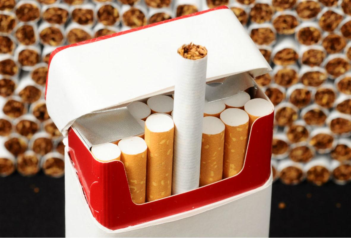 Decomisa FGR y SAT más 195 mil cigarros ilegales