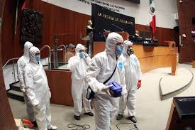 Más de la mitad de los Senadores de México se contagiaron de COVID: 84 legisladores dieron positivo al virus