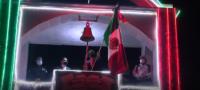 El Grito de Independencia en Castaños; un festejo lleno de emotividad.
