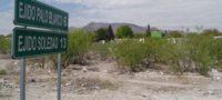 Piden habitantes del Ejido Palo Blanco rehabilitación del camino