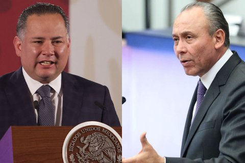 Reyes Baeza desvió 129 mdp: Santiago Nieto denuncia presunto robo de ex gobernador de Chihuahua