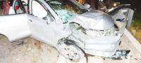 Dormita al volante y provoca la muerte de su esposa: maestra del COBAC Monclova falleció en accidente vial en Acuña