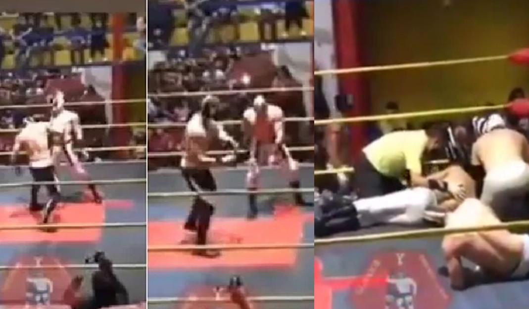 De luto Lucha Libre Mexicana: Muere gladiador de 26 años 'Príncipe Aéreo'