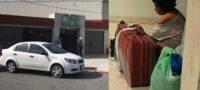 Vive mujer en cajeros de la CFE en Ramos Arizpe