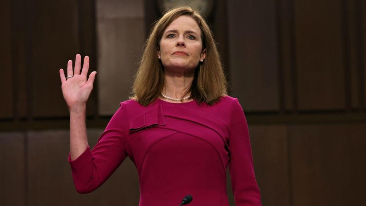 A favor de la separación de familias migrantes, jueza denominada por Trump a la Suprema Corte de E.U.