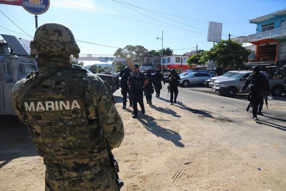 El operativo de la Marina contra el cártel de H-2, el más importante en Nayarit: fuentes federales