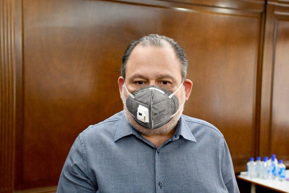 Secretario de Ayuntamiento de Monclova vence al COVID-19