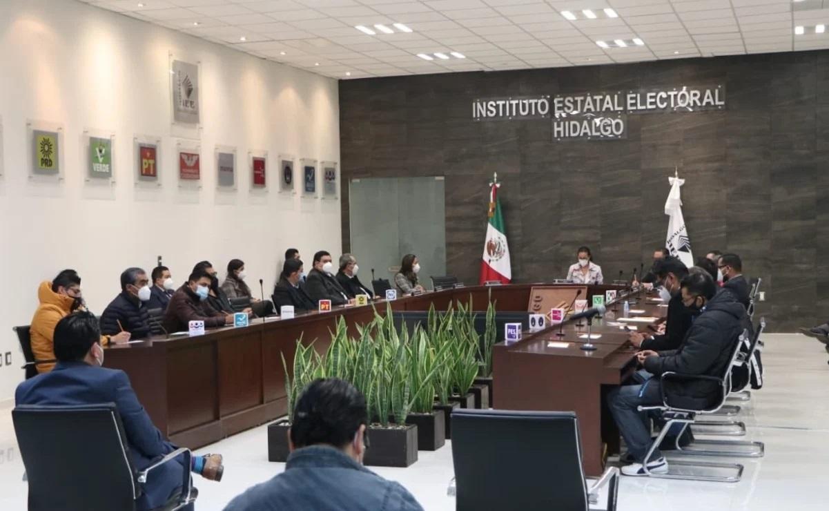Por falla técnica, no habrá PREP del INE en Hidalgo: IEEH