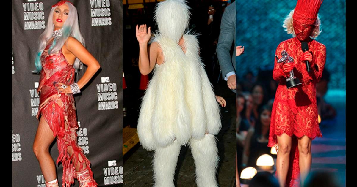 Lady Gaga incita a lo estadounidenses a que voten, luciendo sus conjuntos extravagantes