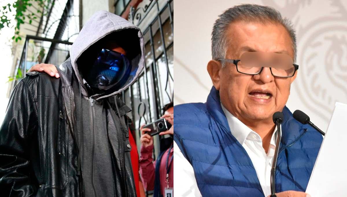 Recibe en mano Saúl Huerta, proceso de desafuero en su contra