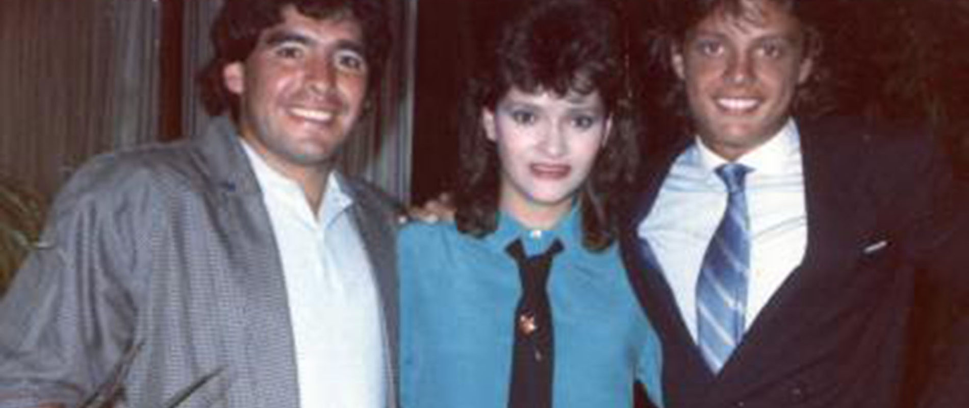 Luis Miguel pagó una deuda exorbitante de Maradona