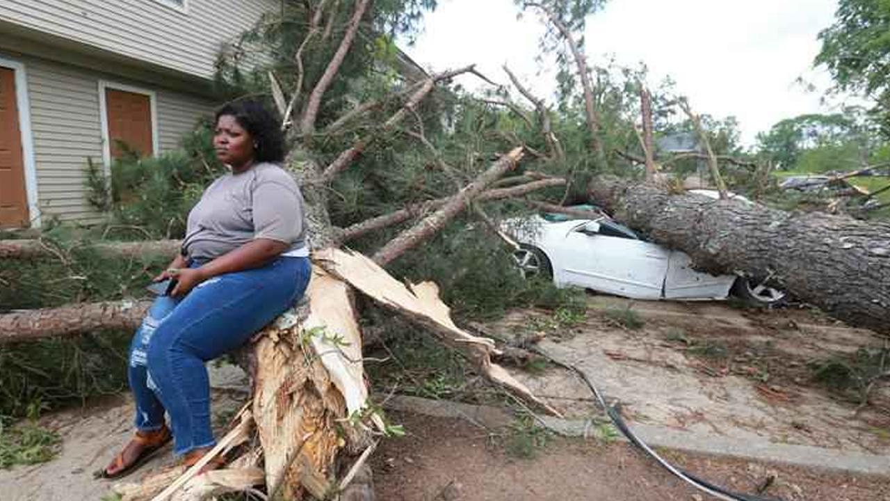 Estados al sur de EUA activa la alerta ante la amenaza de 22 tornados