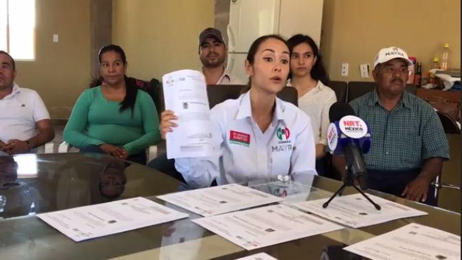 Llama Mayra Ramos a no vender su voto