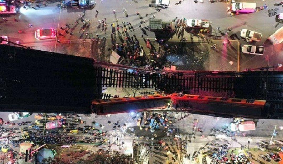 Tras colapso en el Metro de CDMX, PRD exige investigación a fondo e indemnizar a las víctimas
