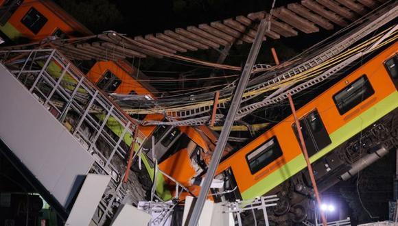 25 víctimas de la tragedia en el Metro de la CDMX