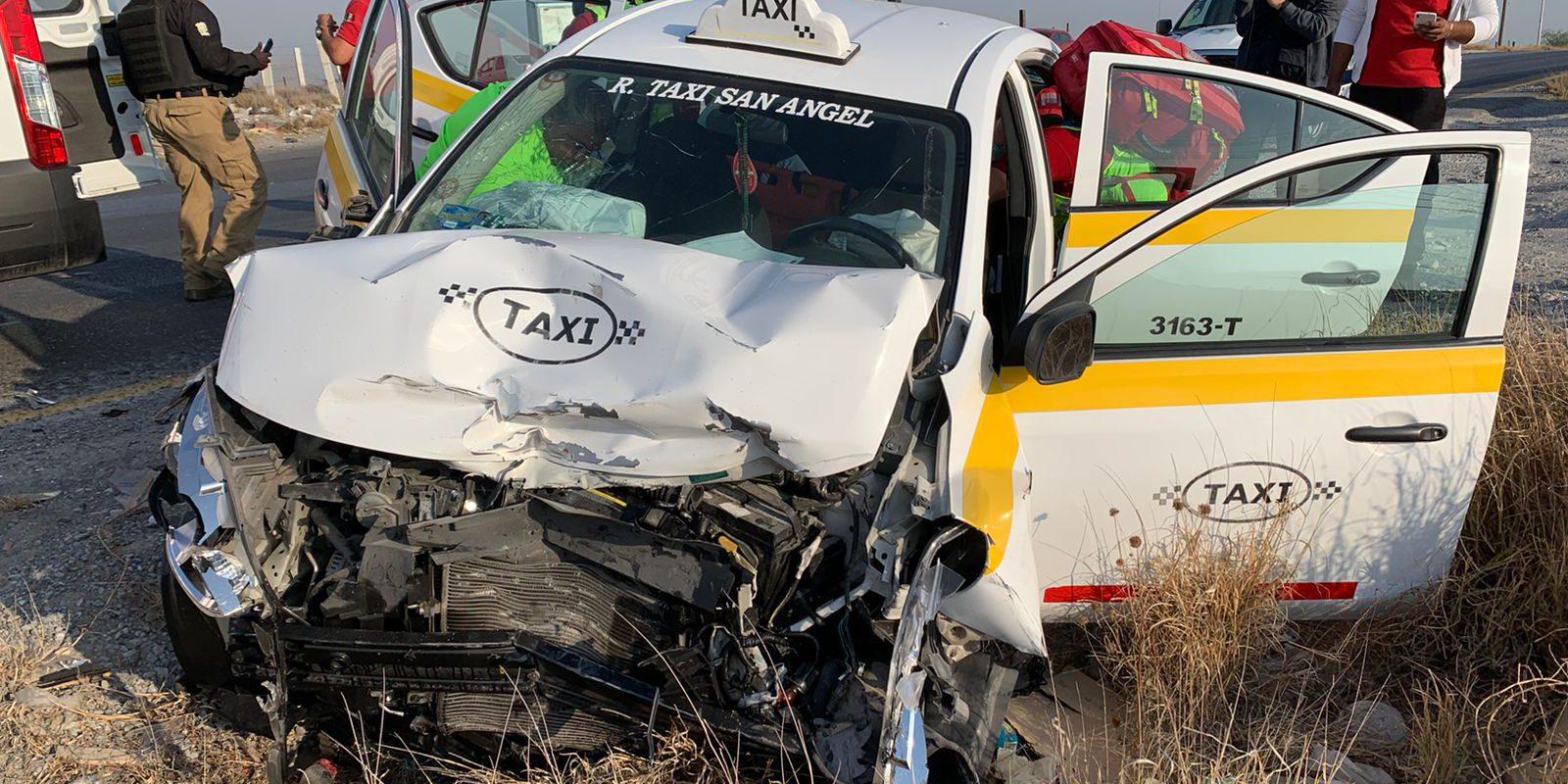 #Policiaca: Quita el paso y ocasiona accidente