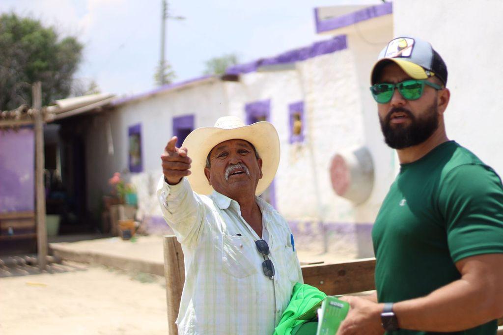 El voto verde por tradición es el voto de la gente del campo