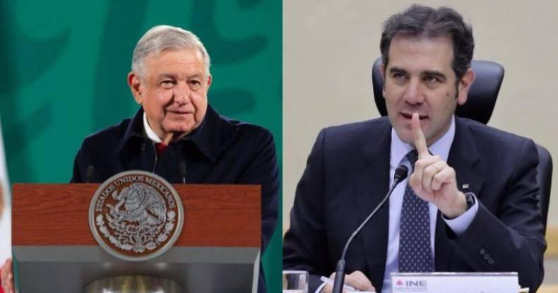 Ni Peña Nieto, ni Calderón, AMLO es el más entrometido en elecciones: L. Córdova
