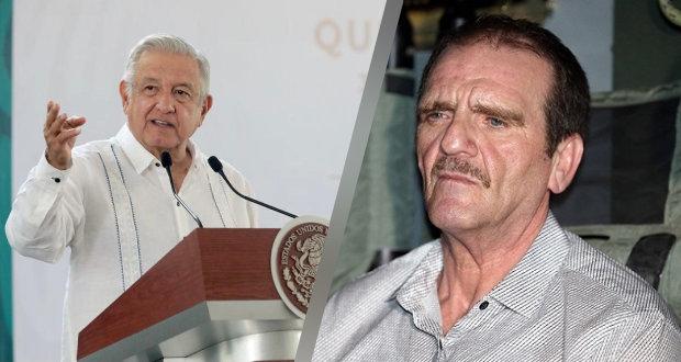 No es lo más adecuado: AMLO sobre liberación del Güero Palma