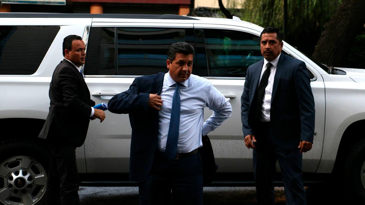 García Cabeza de Vaca ya está en su casa y sigue trabajando como gobernador: Javier Lozano