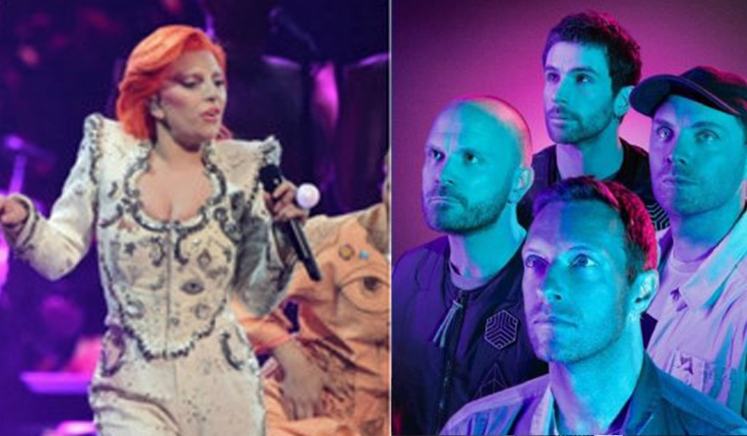 Coldplay plagió álbum de Lady Gaga; fans estallan con memes