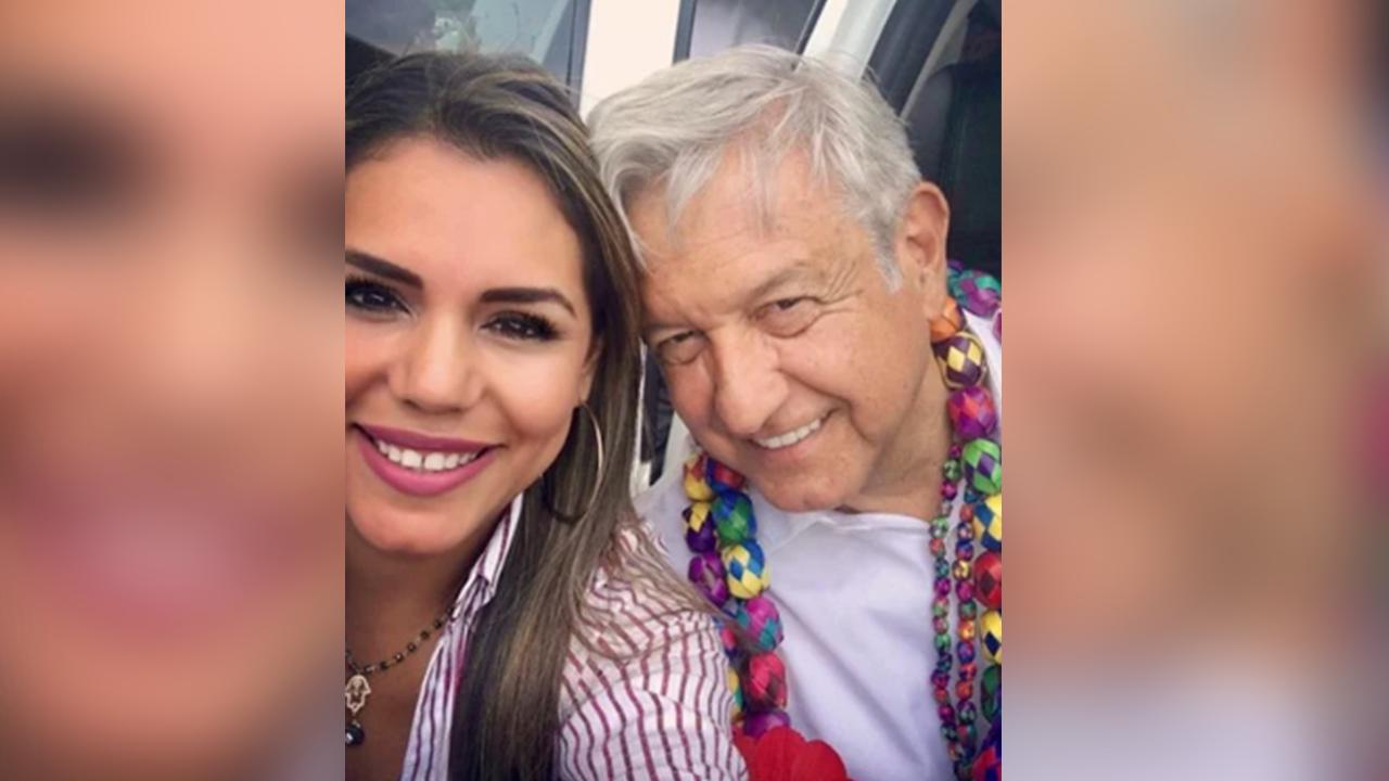 No nos metamos en eso; se niega AMLO a opinar sobre candidatura de Evelyn Salgado en Guerrero