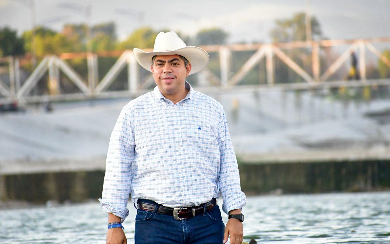 Obra del río Monclova lleva un 85% de avance