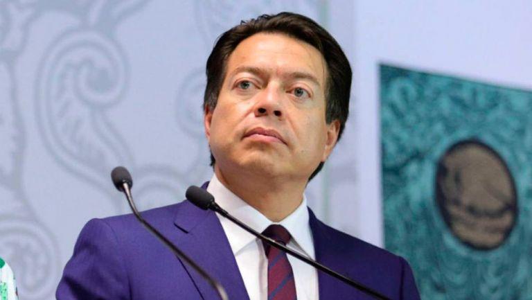 Mario Delgado de Morena optimista tras elecciones
