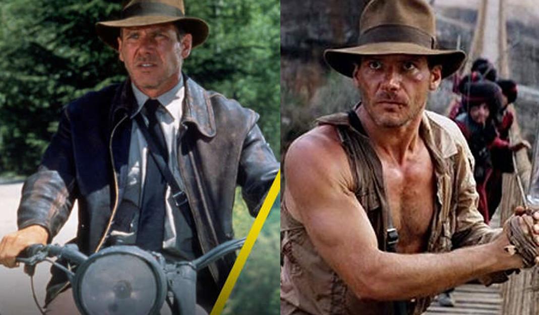 Filtran fotos desde el set de rodaje de Indiana Jones 5 con Harrison Ford