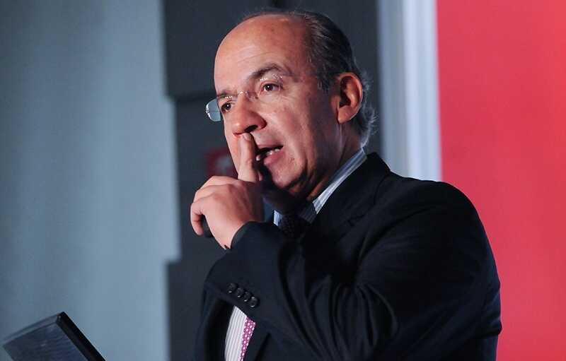 No tiene la culpa el indio, sino el que lo hace presidente: Calderón arremete contra Argentina