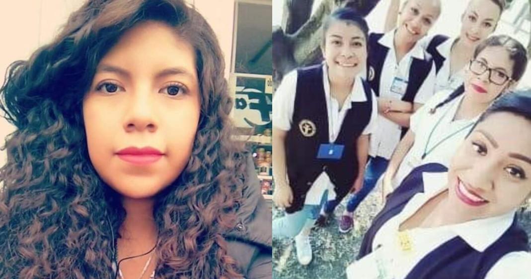 A meses de graduarse, Itzel de 22 años, fue asesinada; la encontraron en un terreno baldío