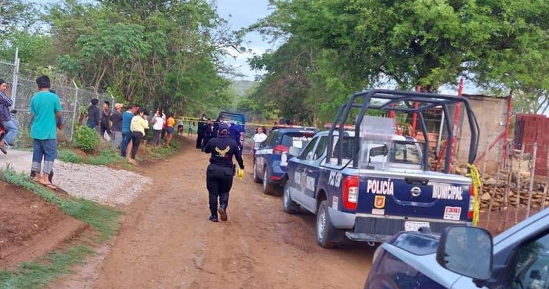 Policiaca: Hallan a mujer sin vida en su domicilio; su pareja la envenenó