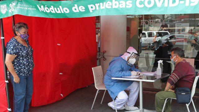 Han muerto 228 mil mexicanos por COVID-19: 19 mil casos activos