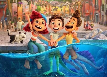 Fortalece la amistad con Luca, lo nuevo de Pixar