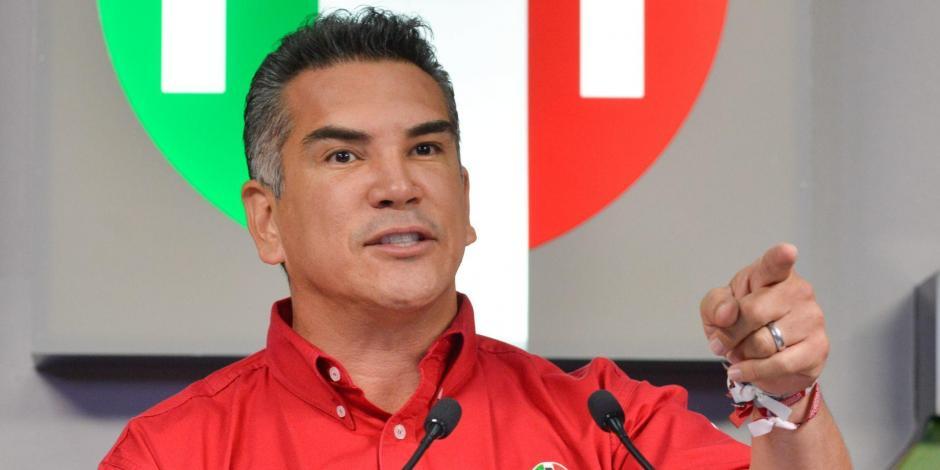 Nada que festejar: PRI exige renuncia de Alejandro Moreno, temen unión con Morena