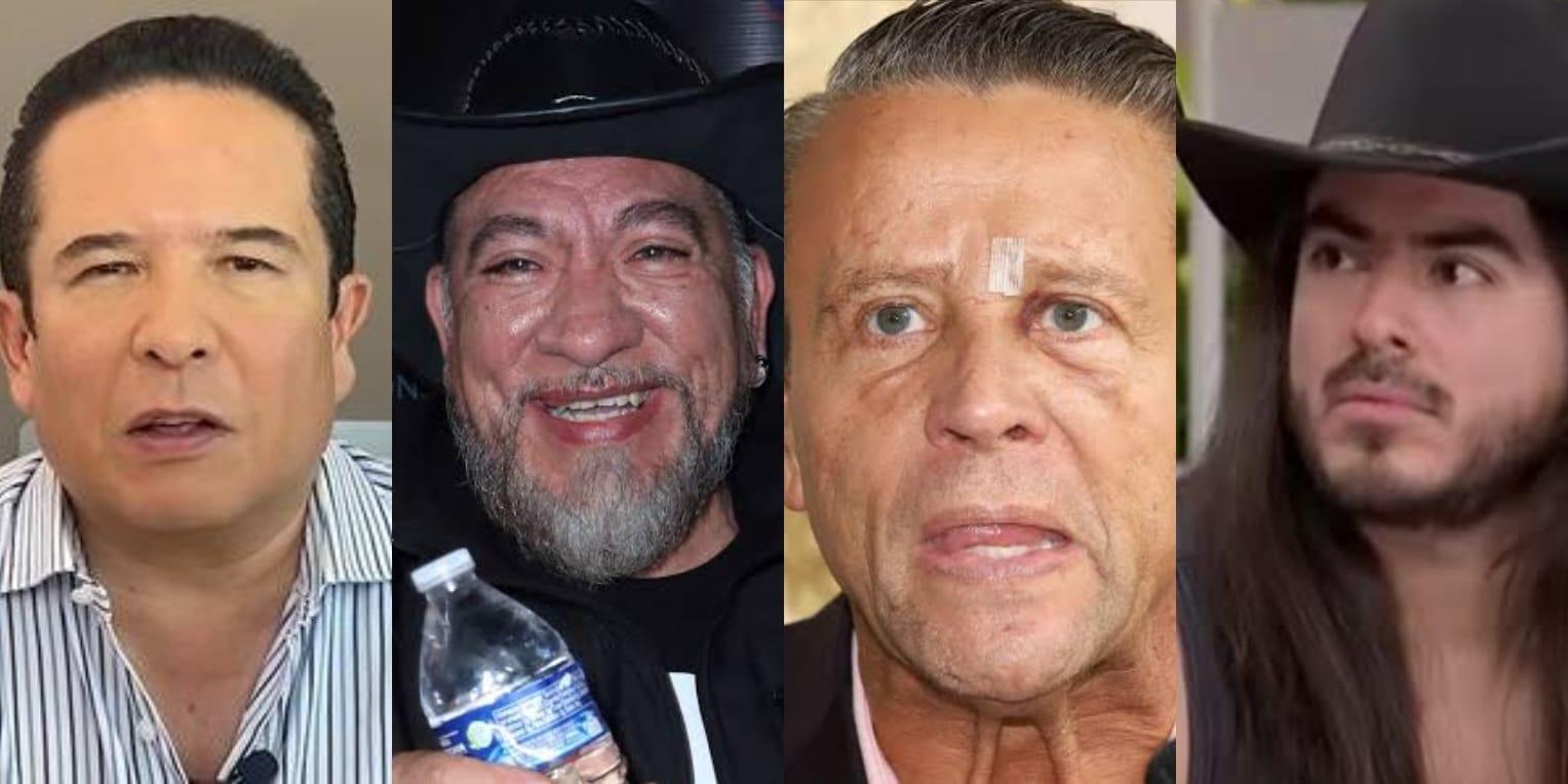 Alfredo Adame arremete contra Carlos Trejo, Gustavo Adolfo Infante y Rey Grupero: No han tenido éxito en nada