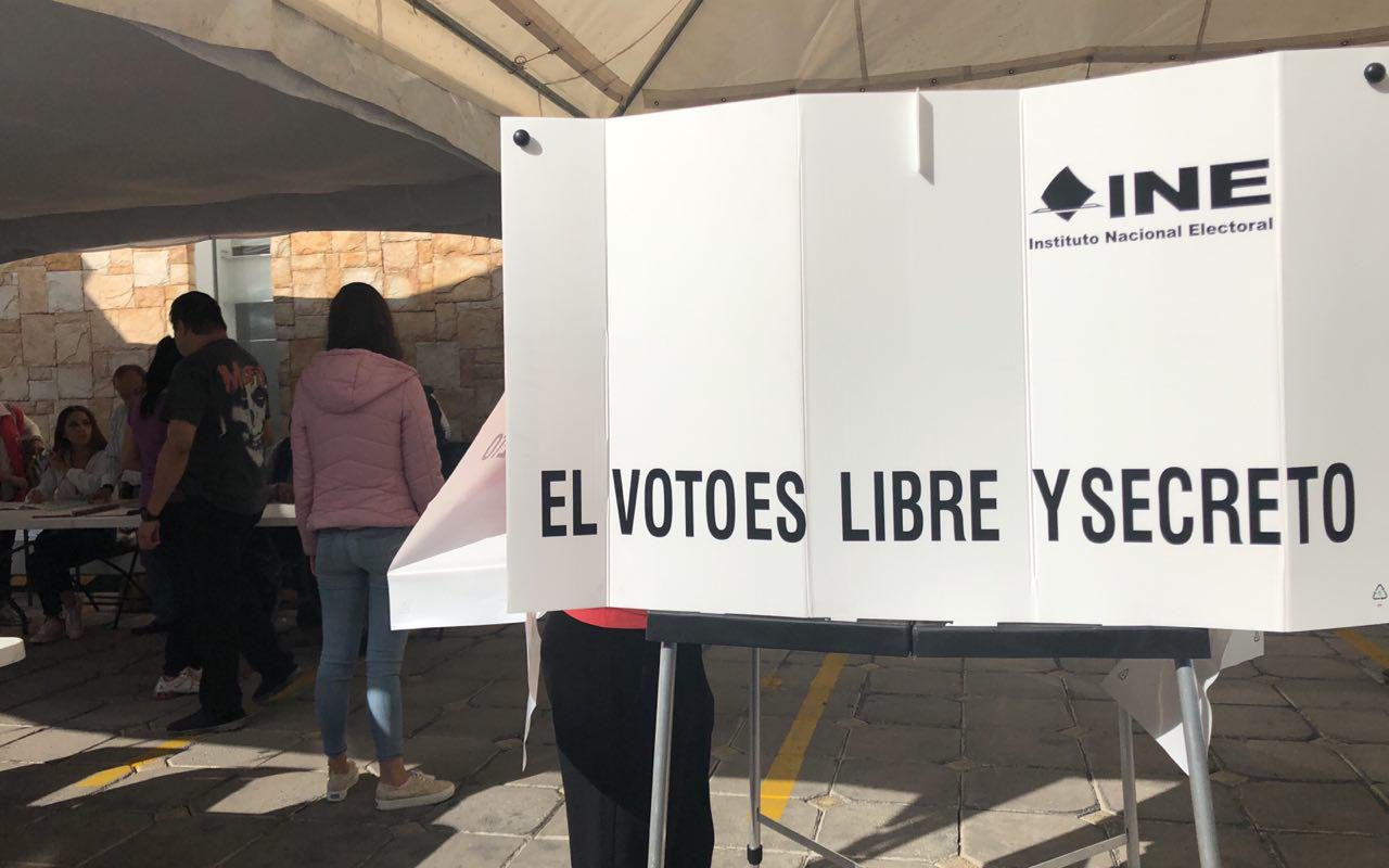 20 casillas electorales no se instalaron por actos de violencia: INE