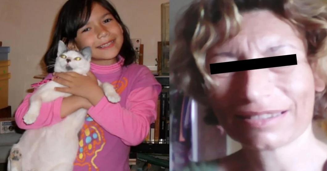 Paloma tenía 10 años y fue asesinada por su mamita; la quemó viva y descuartizó