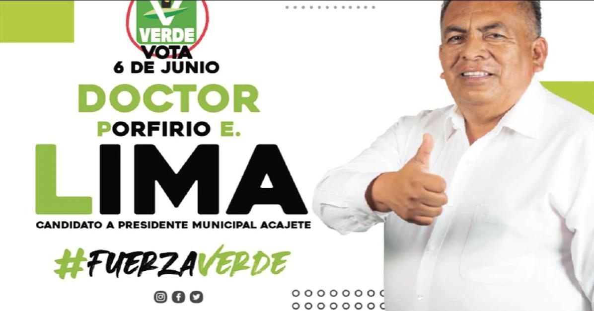 Candidato del Partido Verde fingió su secuestro en Puebla; aceptó quería bajarse de la campaña