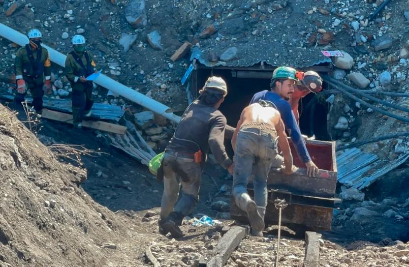 Aquí no había que te pagaban 1500 a la semana; denuncia ex empleado de mina de Múzquiz