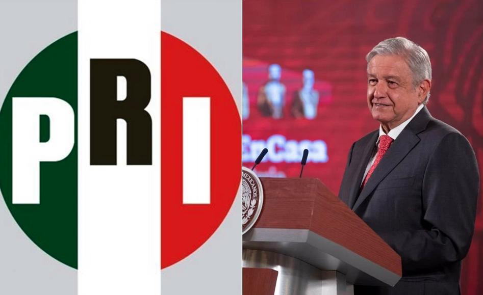 MORENA podría aliarse con el PRI para conseguir mayoría calificada en el Congreso: AMLO