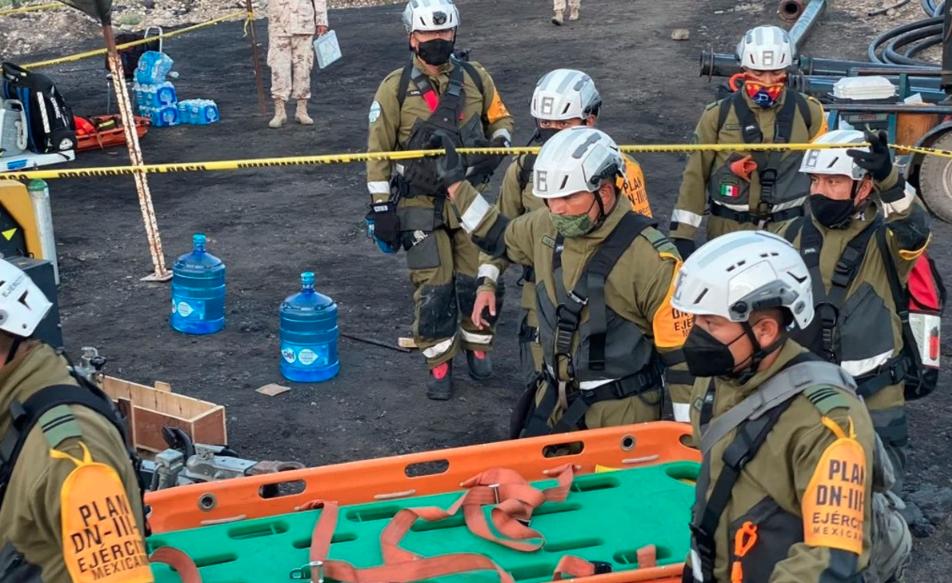 ¡Falso!; desmiente Zogbi Castro que quinto minero fuera encontrado sin vida en Múzquiz